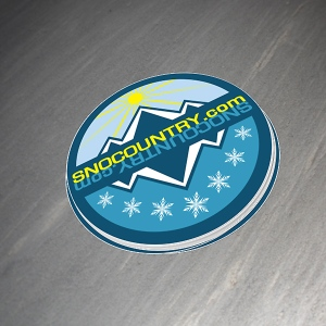 SnoCountry-sticker